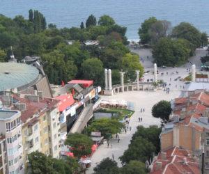 Vol directs de Paris à Varna